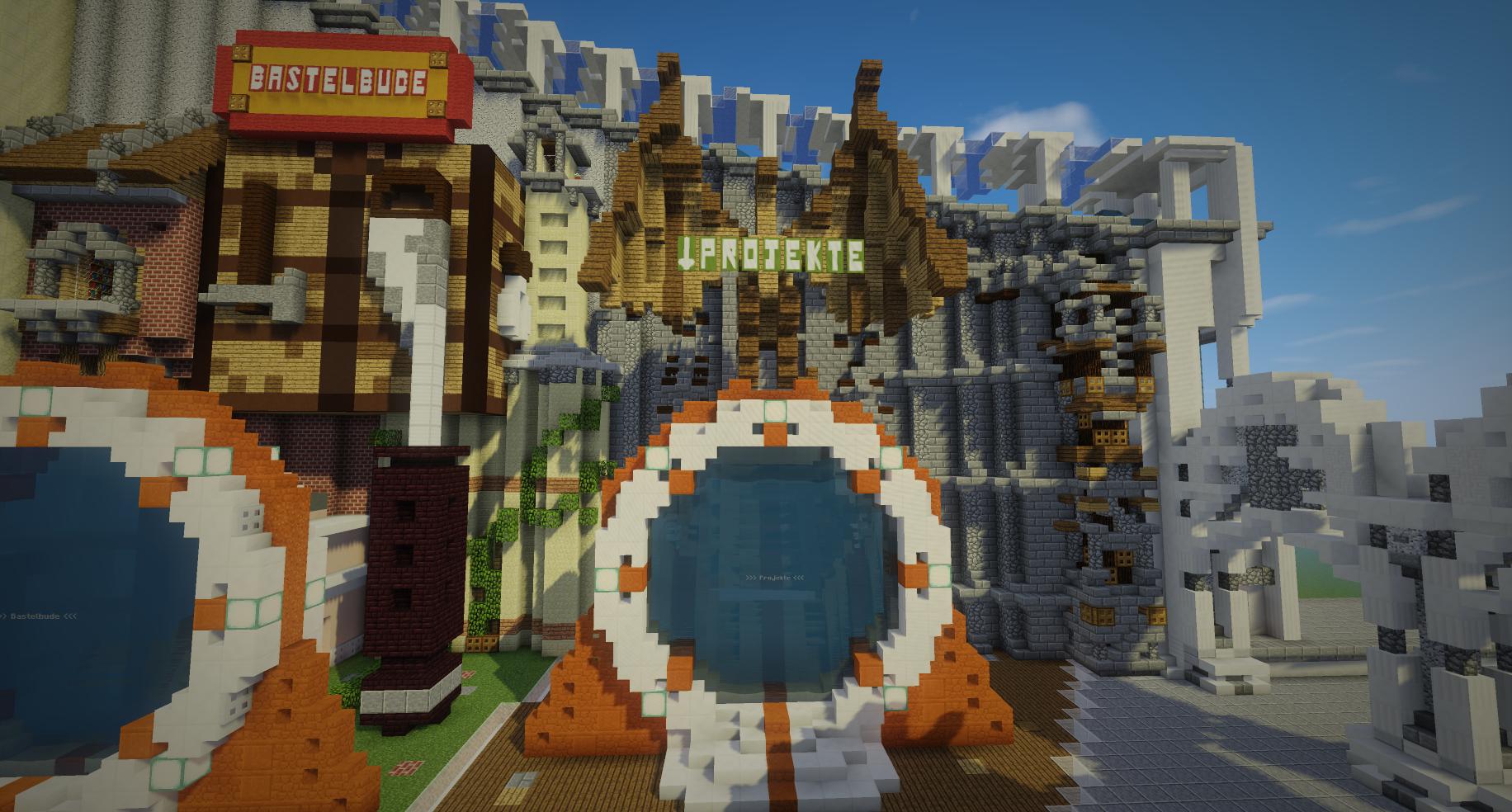 Minecraft projekte